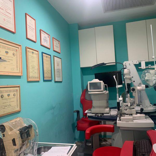 Studio dove vengono effettuate visite
